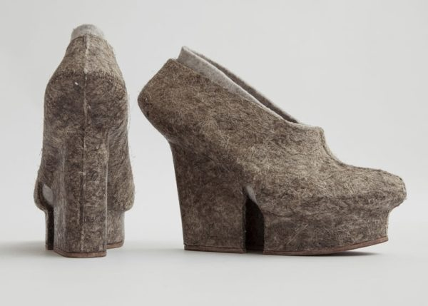 Ourownskin, Natural Selection - The Objectification of the Shoe